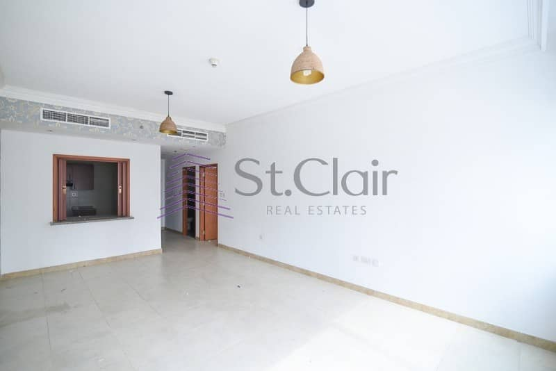 1 Bed Large Kitchen | Low Floor | Near the Beach