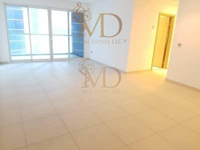 شقة 2 غرفة نوم للايجار في منطقة الكورنيش، أبوظبي - Well laid out & well proportioned 2 bed+maids room