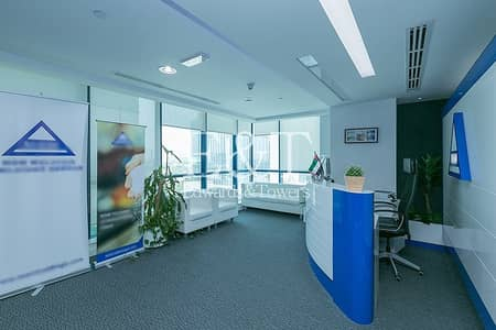 Office for Sale in Jumeirah Lake Towers (JLT), Dubai -  JLT