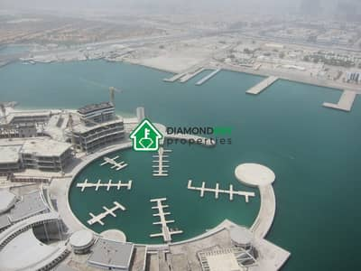 3 Bedroom Apartment for Sale in Al Reem Island, Abu Dhabi - HOT DEAL! Sea View w/ maids & Balcony