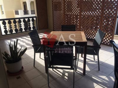 2 Bedroom Flat for Rent in Al Hamra Village, Ras Al Khaimah - Spacious Furnished 2 Bedroom Apartment