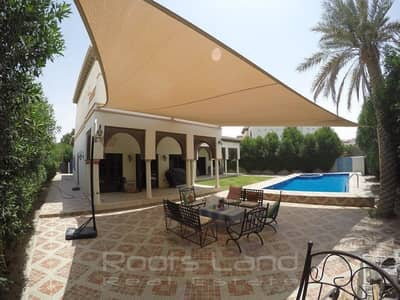Amazing 5 bed villa with pool in Ponderosa