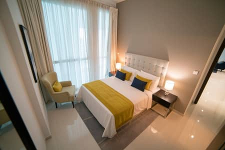 1 Bedroom Flat for Sale in Dubai Production City (IMPZ), Dubai - Turn Over Sept 2019/Luxurious 1 Bed in Afnan 1 IMPZ