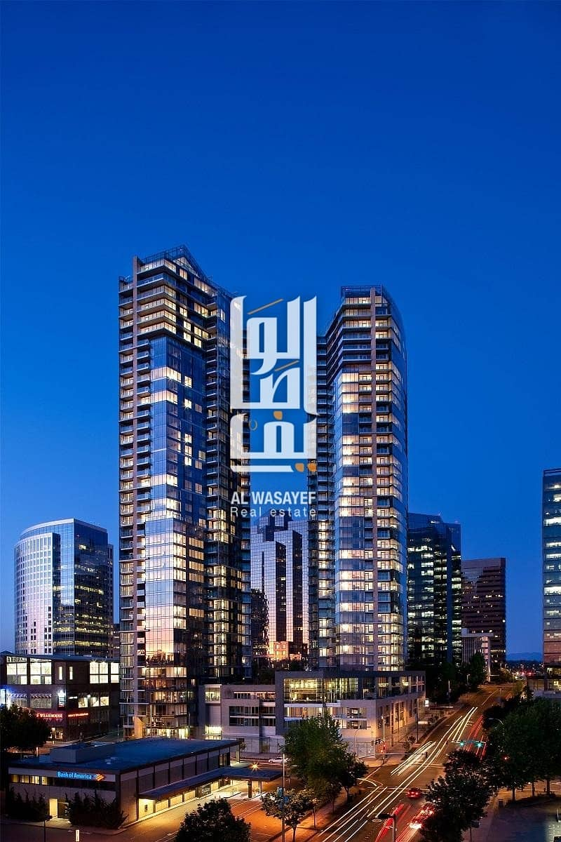 16 Luxurious 3 BR in Downtown with 4 YEARS INSTALLMENTS