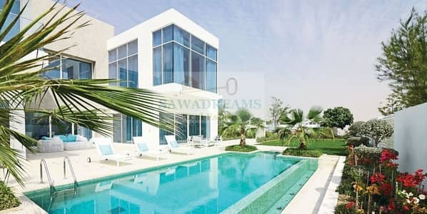 فیلا 5 غرفة نوم للبيع في البراري، دبي - Ready to move in. Oasis location. Unique development. Spacious.