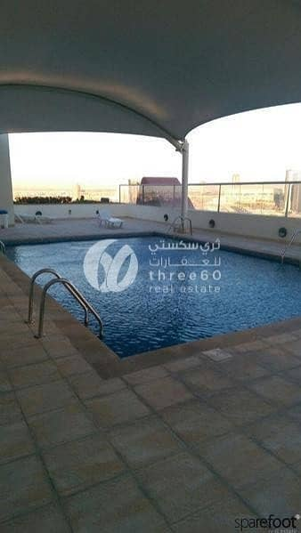 Studio for Rent in Dubai Sports City, Dubai - Spacious | Maintained | Chiller Free