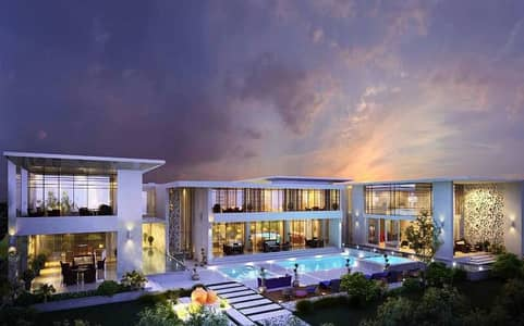 Villas for sale in Dubai good price 1 m  installments up to 4 years