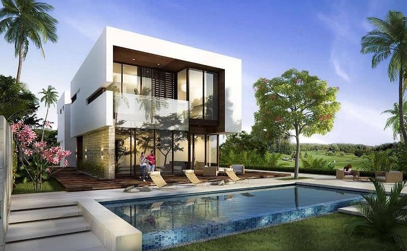 2 Villas for sale in Dubai good price 1 m  installments up to 4 years