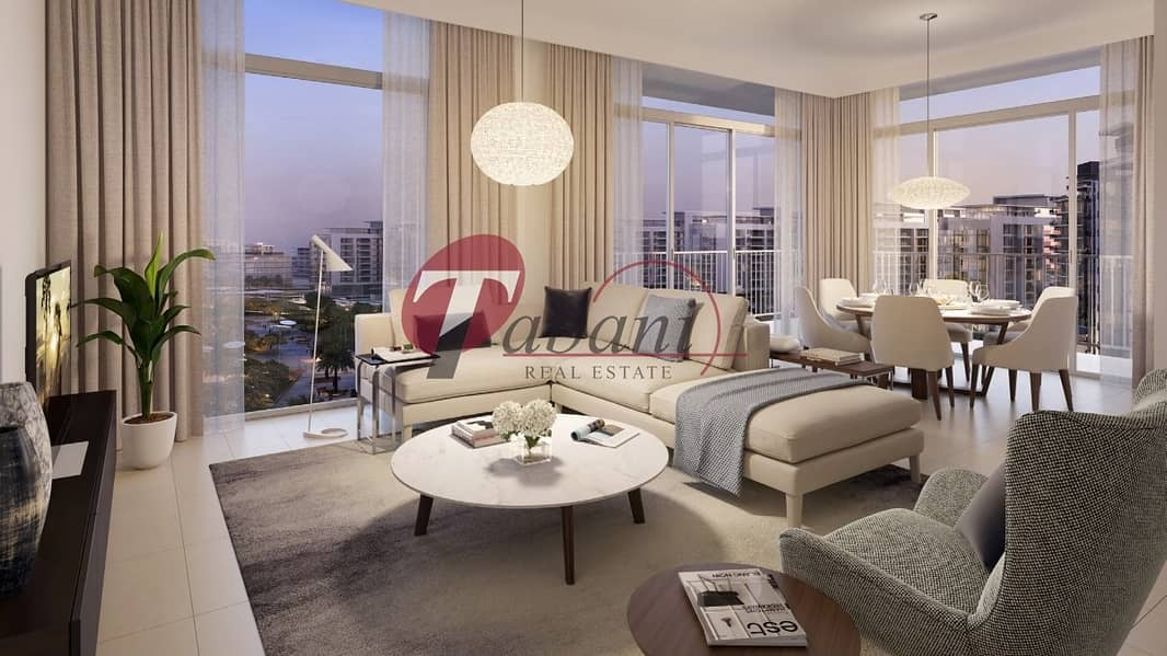 1 bedroom with DMCC license and visa free for 3 years