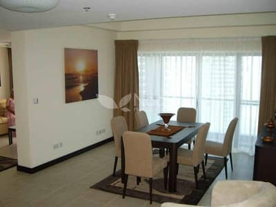 3 Bedroom Apartment for Rent in Jumeirah Lake Towers (JLT), Dubai - 3 Br + Maid's|Goldcrest Views 1