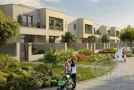 3 Bedroom Villa for Sale in Town Square, Dubai - Pay 50% During Construction | 50% on Handover | 3 Bed Townhouse in a Functional