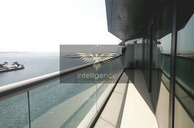 Stunning Unit w/Big Balcony and Sea View