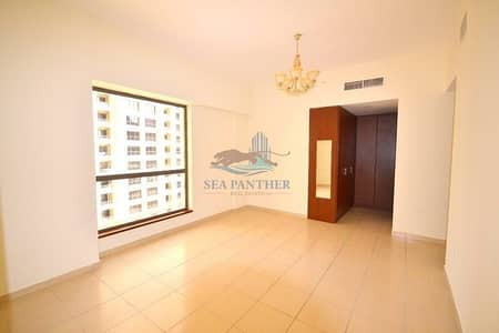 3 Bedroom Apartment for Rent in Jumeirah Beach Residence (JBR), Dubai - Partial Sea View I High Floor I 3 B/R in Sadaf 2