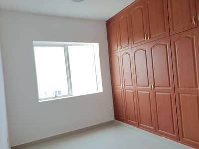 1 Bedroom Apartment for Rent in Al Nahda, Sharjah - Specious 1bhk apartment with wardrobes 2baths 6 cheques opposite Sahara centre.