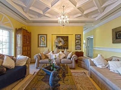 فیلا 5 غرفة نوم للايجار في المرابع العربية، دبي - فیلا في ھتان المرابع العربية 5 غرف 380000 درهم - 4160816
