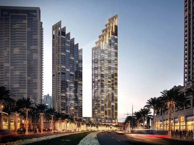 2 Bedroom Apartment for Sale in Downtown Dubai, Dubai - BLVD Heights Tower 1 | 5 Years Service Charges Waiver