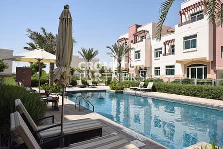 فیلا 4 غرفة نوم للبيع في الغدیر، أبوظبي - Corner Villa