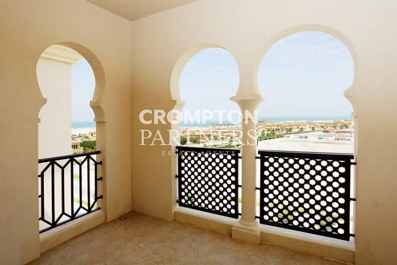 2 Sea  View  Balcony with Great Facilities