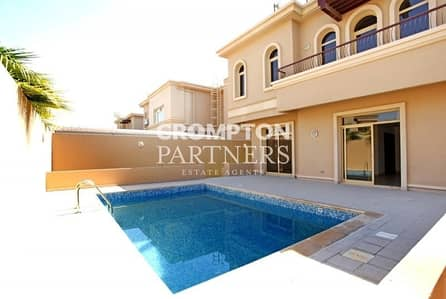 فیلا 4 غرفة نوم للبيع في حدائق الجولف في الراحة، أبوظبي - Corner Villa