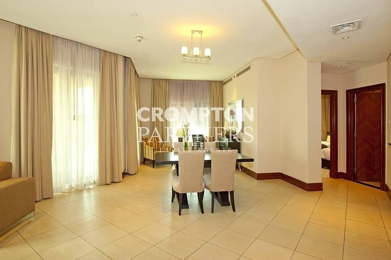 Luxury Furnished and  Serviced Apartment