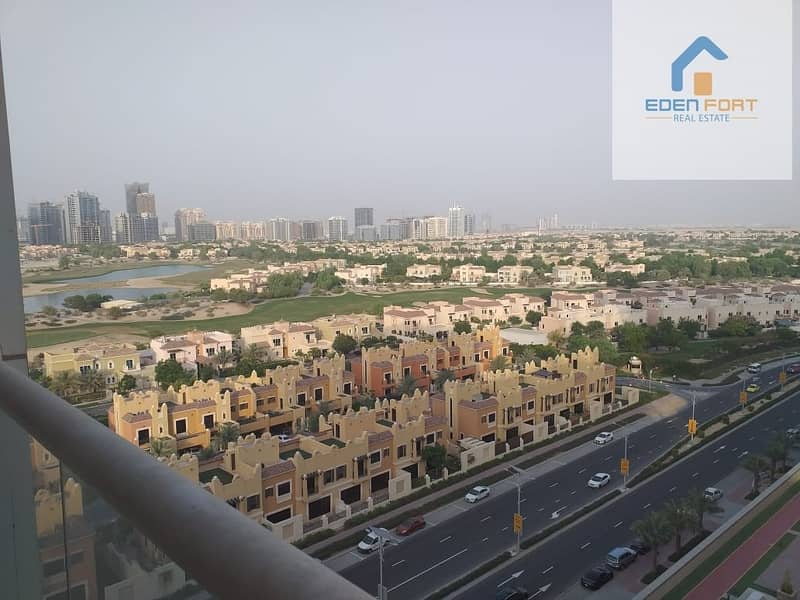 2 Amazing Layout 2BHK in the Iconic Golf View Residence