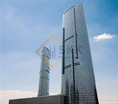 2 Bedroom Apartment for Sale in Al Reem Island, Abu Dhabi - 2 Br Apt to Sale   High Floor  Sky tower
