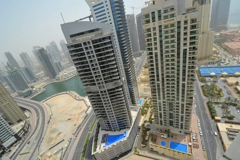 17 Rented  2 B/R I High Floor I  Marina View