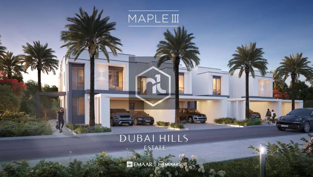 2 A Luxury Villa for sale in Dubai Hills Estate with Easy Installments