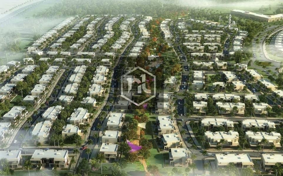 12 A Luxury Villa for sale in Dubai Hills Estate with Easy Installments