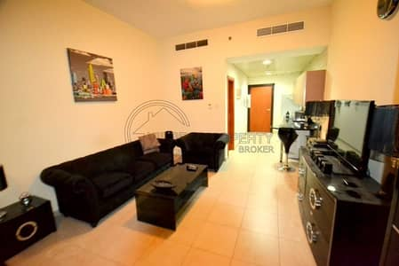 استوديو  للايجار في واحة دبي للسيليكون، دبي - Luxury Studio | Modern Style | AC Free + Balcony | Near to Choitrams