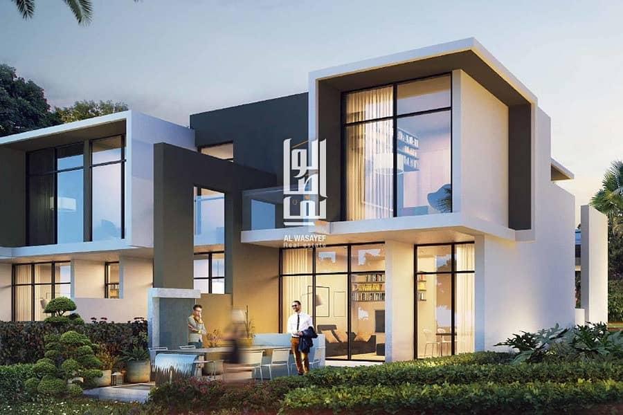 2 3BR Villa at Akoya Oxygen Community! int'l golf course view