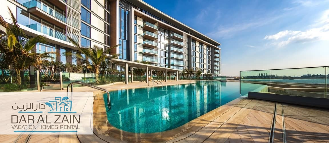 17 2 BEDROOM FULLY FURNISHED  AIN DUBAI VIEW