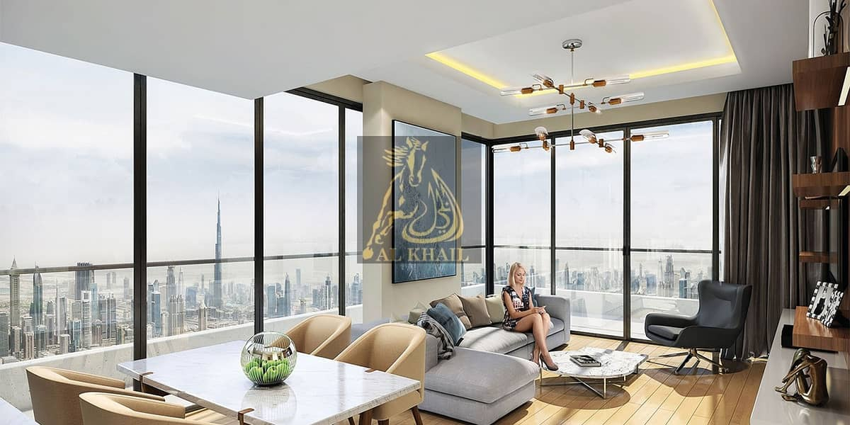 2 Affordable Alluring 2BR  Apartment for sale in Meydan   Flexible Payment Plan   Prime Location with Stunning Canal View