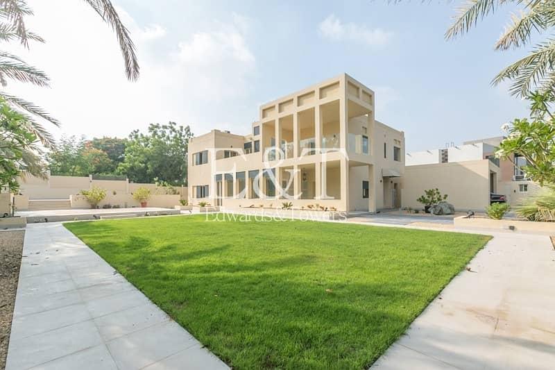 Stunning Upgraded Villa |E Sector| Lake View