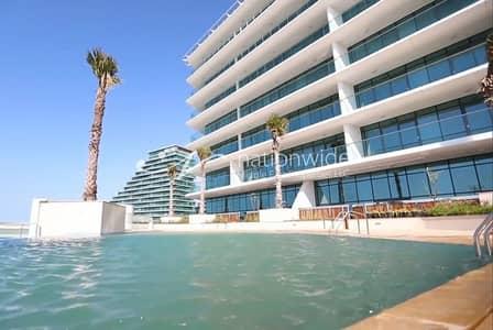 فلیٹ 2 غرفة نوم للبيع في شاطئ الراحة، أبوظبي - Iconic and Prestigious Unit with Rent Refund