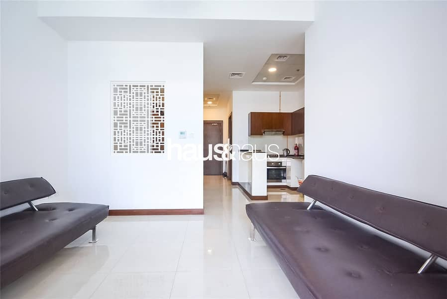 2 Well maintained large Studio with outdoor terrace