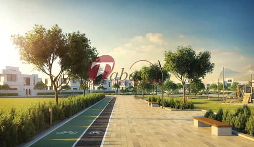 Plot for Sale in Al Shamkha, Abu Dhabi - corner plots