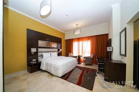 Studio for Rent in Dubai Production City (IMPZ), Dubai - Fully Serviced Studio Apt | Pay Monthly