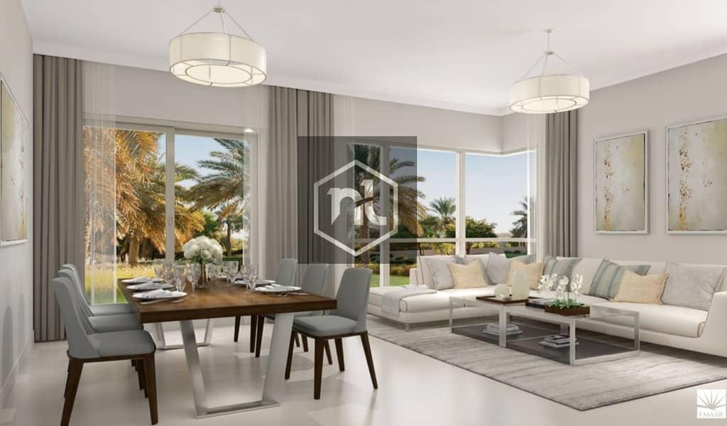 A Luxury Villa for sale in Dubai Hills Estate with Easy Installments