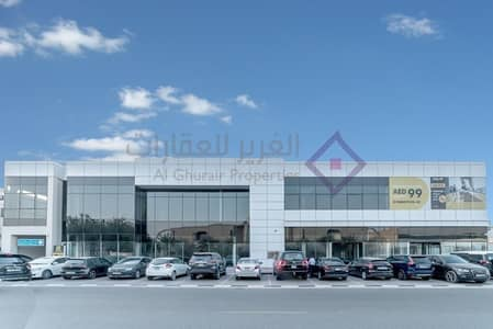 معرض تجاري  للايجار في شارع الشيخ زايد، دبي - No Commission | Showroom | Along Sheikh Zayed Road