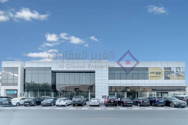 No Commission | Showroom | Along Sheikh Zayed Road