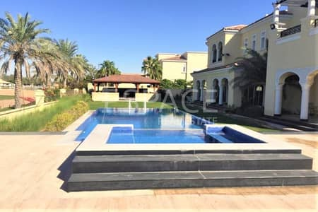 6 Bedroom Villa for Sale in Arabian Ranches, Dubai - Best Location Backing Polo Grounds