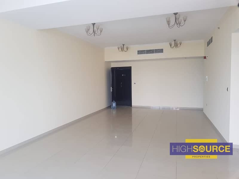 2 Unfurnished 2 Bed for Rent in DEC Tower 2.