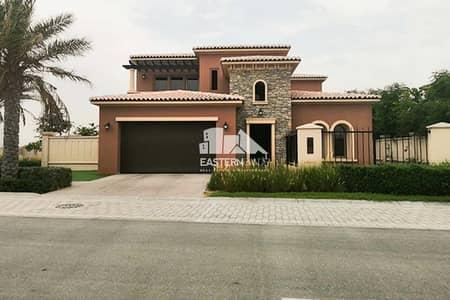 4 Bedroom Villa for Rent in Saadiyat Island, Abu Dhabi - Villa