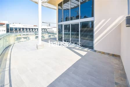 1 Bedroom Flat for Rent in Jumeirah Village Circle (JVC), Dubai - Shamal Waves | New | Duplex | 2