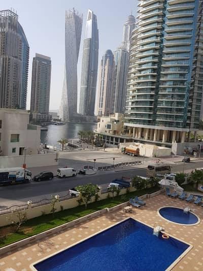 فلیٹ 1 غرفة نوم للايجار في دبي مارينا، دبي - شقة في ماسات المارينا 5 ماسات المارينا دبي مارينا 1 غرف 55000 درهم - 4163349
