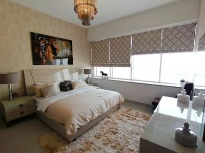 تاون هاوس 3 غرفة نوم للايجار في شاطئ الراحة، أبوظبي - Amazing Fully Furnished 3BR w/ Sea View