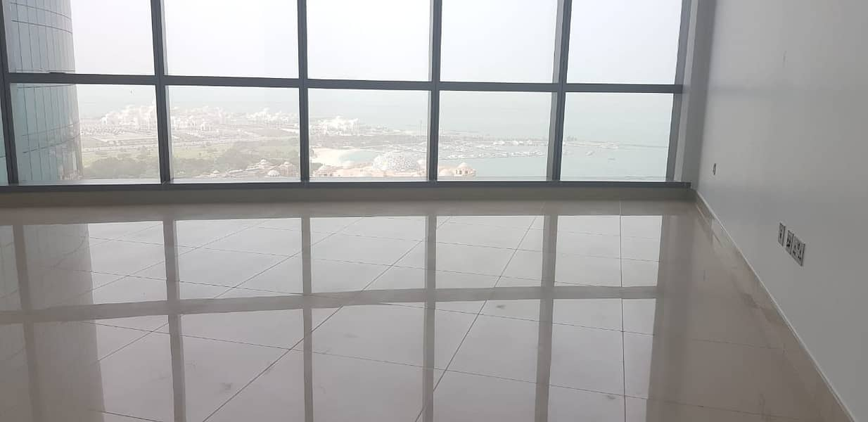 Spectacular!1BHK Full Sea View with All Facilities