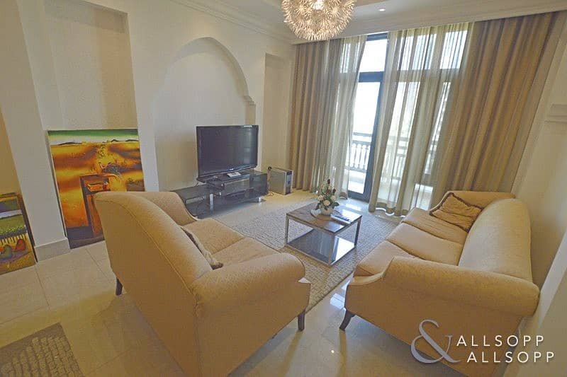 Tajer   1 Bed   Furnished   Boulevard View