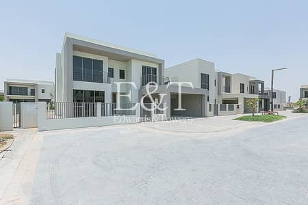 5 Bedroom Villa for Sale in Dubai Hills Estate, Dubai - 5 Bed Villa|On The Park|Type 4